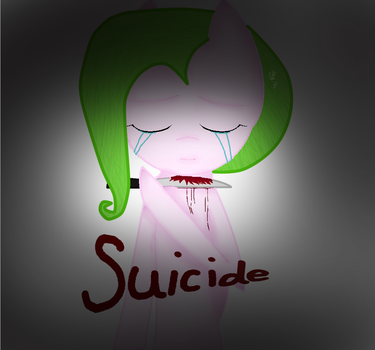 Suicide by ShedShyIsCool