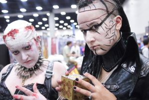 Hellraiser Cosplay by makepictures