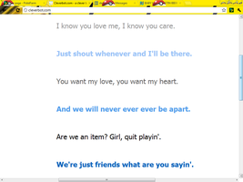 Cleverbot.... please by PokemonBWishesCilan