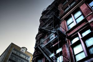 Building in Vain - HDR by Cruzweb