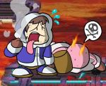 Ice Climbers in Norfair by BrokenTeapot