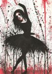 black swan by marie-gold