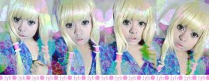 Chii of Chobits by jyh