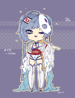 (CLOSED) Pokegijinka Adopt Auction 006 by Mikaru-ume