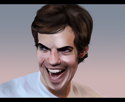 Jack Douglass by LackofMuse