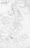Lil shadow by SketchedStars