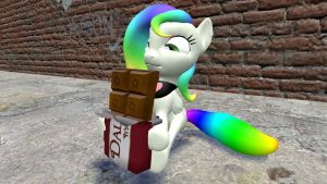 Rainbow Chocolate by Noobmister