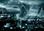 The perfect storm wallpaper by Teodora-Chinde
