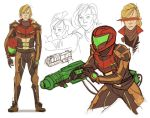 mc metroid by arok318