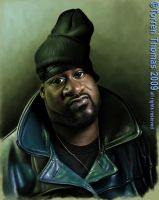 Ghostface Killah by Bigboithomas84