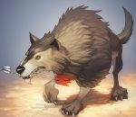 FR- Wolf Companion by UdonCrew