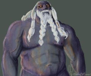Ymir the Frost Giant