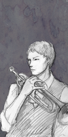 Trumpet by Ornithogale