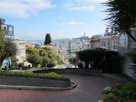 SF STREET VIEW by CHRISwillar