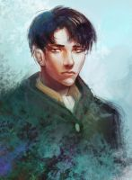 Levi. by GuppyBlue