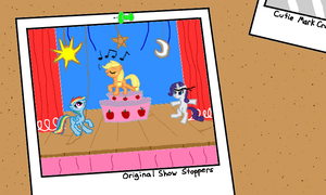 The Original Showstoppers by Kasun05