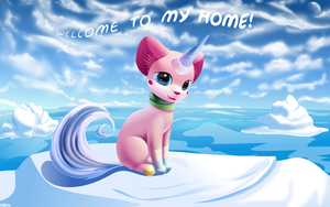Unikitty - welcome by iOVERD
