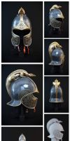 Dragon's Helm of Dor Lomin by HorheSoloma