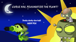 PvZ - AGENT PEA by Lolwutburger