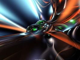 Emerald Center by Ton-K300