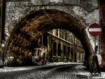 Old town by alzajac