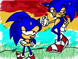 sonic generations lol by sonicfreack