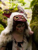 Princess Mononoke by The-MoonSquid