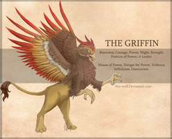 The Griffin by Nin-Wolf