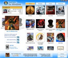 Games for Windows Explorer by TheWax