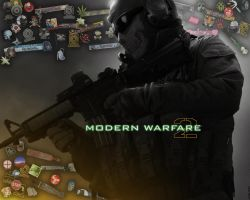 Modern Warfare 2 Wallpaper 2 by vv0jt3k