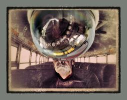 The Wheels On the Bus ~ Surveillance by richardcgreen