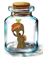 Bottled Up: Button Mash by Songbreeze741