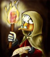 Scrooge by salendola