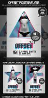 Offset Poster and Flyer by lickmystyle