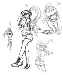 Sidney Drafting by Lunaria-Nocturne