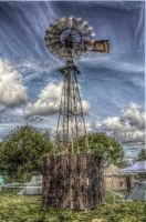 Mill Water pump - HDR by teslaextreme