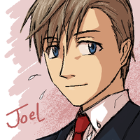 Oekaki - Joel by cat-cat