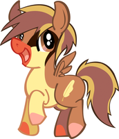 Ponymon 016 Pidgey by Bronybox