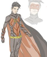 Tim, please get a new costume by Iro-the-Random-one