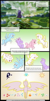 [MLP : FIM] chapter 2 : Past. page -1 by yoonny92
