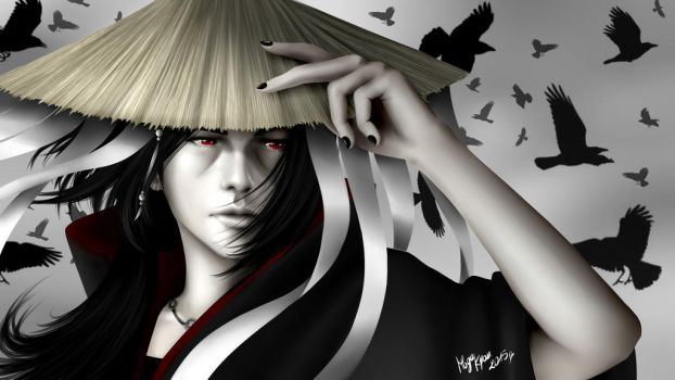 ITACHI UCHIHA REAL VERSION by DBeeChannel