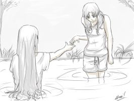 Sketch IV: Wather phobia by crooquete