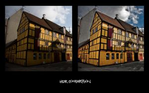 HDR Comparison by esbenlp