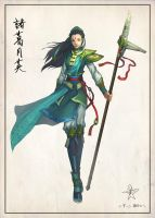 Zhuge Yueying by yanzi-5