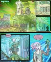 Nekyia Draft Comic 5 by LutesWarmachine