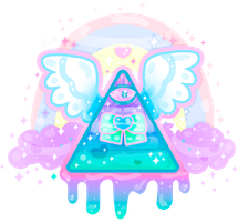 Third Eye Kawaii by MissJediflip
