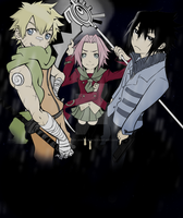 Soul Eater Meets Naruto by alice-johnsson