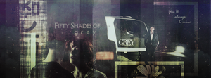 Fifty Shades of Grey by rurogrime