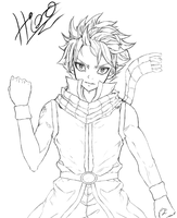 My Name is Natsu Dragneel, Dragonslayer! [Rework] by Hiro-Arts