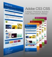 Adobe CS3 CSS by Thewinator